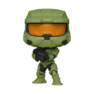 Funko POP! Games: Halo Infinite - Master Chief with MA40 Assault Rifle