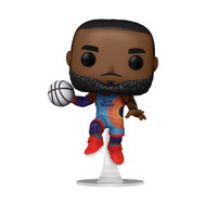 Funko POP! Movies: Space Jam: A New Legacy - LeBron Leaping