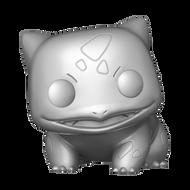 Funko POP! Games: Pokemon S6 - Bulbasaur (Metallic)