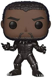 Funko POP Marvel: Black Panther- Black Panther