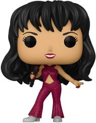 Funko POP! Rocks: Selena (Glitter Burgundy Outfit)