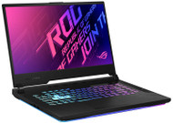 "ASUS ROG Strix G15 (2020) Gaming Laptop, 15.6"" 144Hz FHD IPS, NVIDIA GeForce GTX 1660 Ti, Intel Core i7-10750H, 16GB DDR4, 512GB PCIe NVMe SSD, RGB Keyboard, Windows 10 Home, G512LU-RS74"
