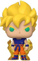 Funko Pop! Animation: Dragon Ball Z- SS Goku (First Appearance)
