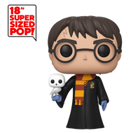 "Funko POP! Harry Potter: Harry Potter - 18"" Harry Potter"