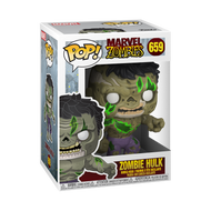 Funko POP! Marvel: Marvel Zombies - Hulk