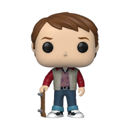 Funko POP! Movies: Back to the Future - Marty 1955