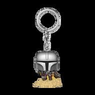 Funko POP! Keychain: Mandalorian - Mandalorian Blaster
