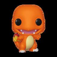 Funko POP! Games: Pokemon - Charmander