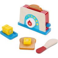 Melissa & Doug® Bread & Butter Toast Play Set