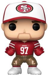 Funko Pop! NFL 49ers  Nick Bosa (Home Jersey)