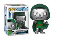 Funko Pop! Marvel: Fantastic Four - Doctor Doom Vinyl Figurine