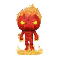 Funko POP! Marvel: Fantastic Four - Human Torch