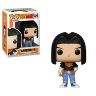 Funko POP! Animation: DBZ S5 - Android 17