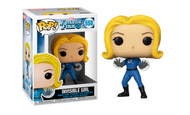 Funko Pop! Marvel Movie Fantastic Four Invisible Girl Action Figure