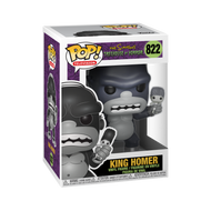 Funko POP! Animation: The Simpsons S3 - King Homer