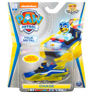 PAW Patrol, True Metal Chase Collectible Die-Cast Vehicle, Charged Up