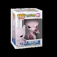 Funko POP! Games: Pokemon S2 - Mewtwo