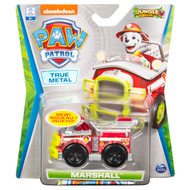 PAW Patrol, True Metal Marshall Collectible Die-Cast Vehicle, Jungle Rescue