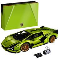 LEGO Technic Lamborghini Sián FKP 37 (42115) Model Car Building Kit