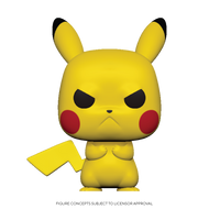 Funko POP! Games: Pokemon S3 - Pikachu