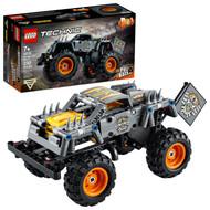 LEGO Technic Monster Jam Max-D 42119 Model Kit for Kids Who Love Monster Trucks (230 Pieces)