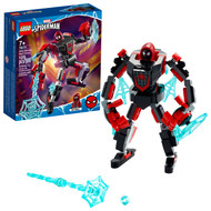 LEGO Marvel Spider-Man Miles Morales Mech Armor 76171 Collectible Construction Toy (125 Pieces)