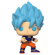 Funko POP! Animation: Dragonball Super - SSGSS Goku (Exclusive)