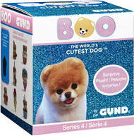 "GUND Boo World's Cutest Dog Boo Blind Box Series #4 Snacks Surprise Mystery Plush, 2.75"""