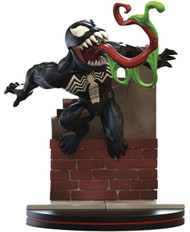 Quantum Mechanix Marvel Q-Fig Venom 4.75-Inch Diorama Figure