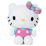 Gund Hello Kitty Rainbow 9 Inch Plush