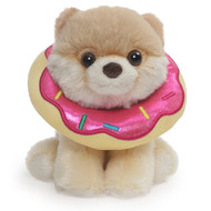 GUND Boo World's Cutest Dog Itty Bitty Boo with a Donut