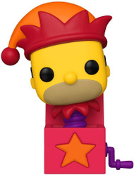 Funko Pop! Animation: Simpsons - Homer Jack-in-The-Boxv