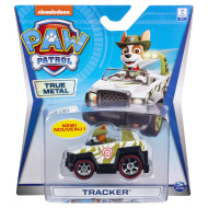 PAW Patrol, True Metal Tracker Collectible Die-Cast Vehicle, Classic Series 1:55 Scale