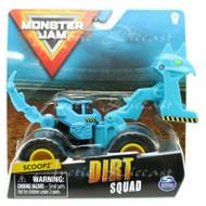 Monster Jam Dirt Squad Scoopz