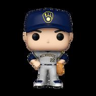 Funko POP! MLB: Brewers - Christian Yelich (Road Uniform)