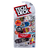 Tech Deck - 96mm Fingerboards - Ultra DLX 4-Pack - Toy Machine/Foundation