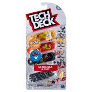 Tech Deck - 96mm Fingerboards - Ultra DLX 4-Pack - Almost/Enjoi/Blind/Darkstar