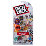 Tech Deck - 96mm Fingerboards - Ultra DLX 4-Pack - Alien Workshop/Habitat
