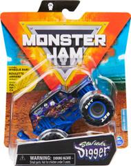 Monster Jam, Official Son-Uva Digger Monster Truck, Die-Cast Vehicle, Legacy Trucks Series, 1:64 Scale