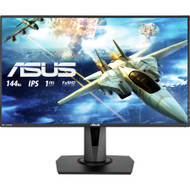 """ASUS VG279Q 27"""" Full HD 1080p IPS 144Hz 1ms (MPRT) DP HDMI DVI Eye Care Gaming Monitor with FreeSync/Adaptive Sync"""