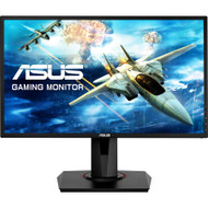 "Asus VG248QG 24"" Full HD WLED Gaming LCD Monitor - 16:9 - Black 24"" Class - Twisted nematic (TN) - 1920 x 1080 - 16.7 Million Colors - G-sync - 350 Nit Typical - 500 µs GTG - 120 Hz Refresh Rate - DVI - HDMI - DisplayPort"