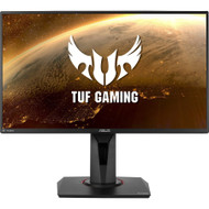 "TUF VG259Q 24.5"" Full HD LCD Monitor - 16:9 In-plane Switching (IPS) Technology - 1920 x 1080 - 16.7 Million Colors - Adaptive Sync - 400 Nit Maximum - 1 ms MPRT - 120 Hz Refresh Rate - 2 Speaker(s) - HDMI - DisplayPort"