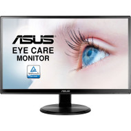 """Asus VA229HR 21.5"""" Full HD LED LCD Monitor - 16:9 - Black In-plane Switching (IPS) Technology - 1920 x 1080 - 16.7 Million Colors - 250 Nit Maximum - 5 ms - 75 Hz Refresh Rate - 2 Speaker(s) - HDMI - VGA"""