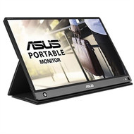 "Asus ZenScreen GO MB16AHP 15.6"" Full HD LCD Monitor - 16:9 - Black In-plane Switching (IPS) Technology - 1920 x 1080 - 220 Nit Maximum - HDMI - DisplayPort - USB Type-C"