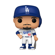 Funko POP! MLB: Dodgers - Mookie Betts (Home Uniform)