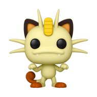 Funko POP! Games: Pokemon S6 - Meowth