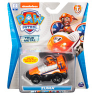 PAW Patrol, True Metal Zuma Collectible Die-Cast Vehicle, Classic Series 1:55 Scale