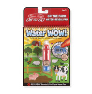 On The Go: Water-Reveal Pad - On The Farm
