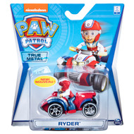 PAW Patrol, True Metal Ryder Collectible Die-Cast Vehicle, Classic Series 1:55 Scale