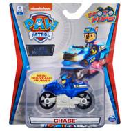 Paw Patrol Chase Moto Pups True Metal Vehicle